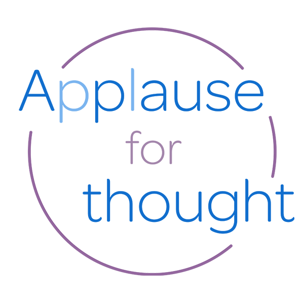 Applause for Thought Logo